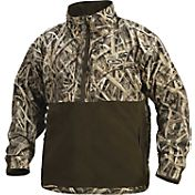Drake Waterfowl Men's MST Eqwader Quarter Zip Jacket