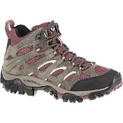 Merrell Women's Moab Mid Waterproof Hiking Boots