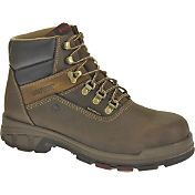 "Wolverine Men's Cabor 6"" Waterproof Work Boots"