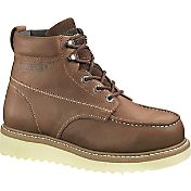 "Wolverine Men's Moc-Toe Wedge 6"" Steel Toe Work Boots"