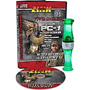 Zink Power Clucker Goose Call and DVD