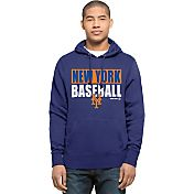 '47 Men's New York Mets Royal Headline Pullover Hoodie