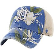 '47 Men's Detroit Tigers Biscanye Clean Up Adjustable Hat