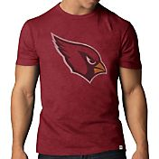 '47 Men's Arizona Cardinals Scrum Logo T-Shirt