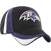 '47 Men's Baltimore Ravens Neutral Zone Adjustable Black Hat