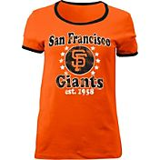 5th & Ocean Women's San Francisco Giants Orange T-Shirt