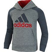 adidas Toddler Boys' Playtime Pullover Hoodie