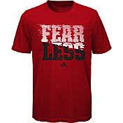 adidas Boys' Fearless Graphic T-Shirt