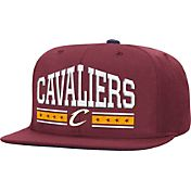 adidas Men's Cleveland Cavaliers Burgundy Adjustable Snapback Hat