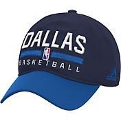 adidas Men's Dallas Mavericks Practice Performance Adjustable Hat