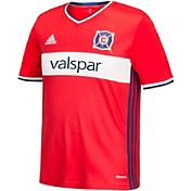 adidas Youth Chicago Fire 2016 Replica Home Jersey