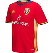 adidas Youth Real Salt Lake 2016 Replica Home Jersey