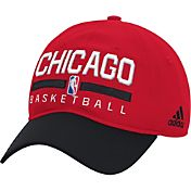 adidas Youth Chicago Bulls Practice Performance Adjustable Hat