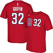 adidas Youth Los Angeles Clippers Blake Griffin #32 Red T-Shirt