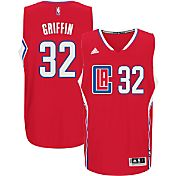 adidas Youth Los Angeles Clippers Blake Griffin #32 Road Red Swingman Jersey