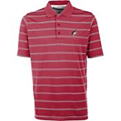 Antigua Men's Arizona Coyotes Deluxe Red Polo Shirt