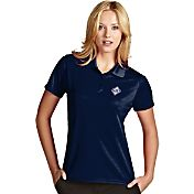 Antigua Women's Tampa Bay Rays Exceed Navy Performance Polo
