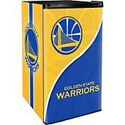 Boelter Golden State Warriors Counter Top Height Refrigerator