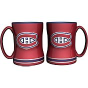 Boelter Montreal Canadiens Relief 14oz Coffee Mug 2-Pack