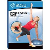 BOSU Dimensional Core Workout DVD