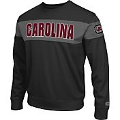 Colosseum Athletics Men's South Carolina Gamecocks Defender Black Crew