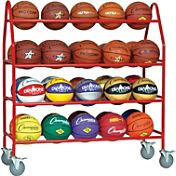 Champion Deluxe Pro Ball Rack
