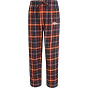 Concepts Sport Men's Denver Broncos Ultimate Flannel Navy Pants