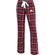 Concepts Sport Women's Minnesota Golden Gophers Maroon/Gold Captivate Plaid Sleep Pants