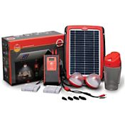 d. light D20 Solar Home System