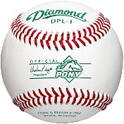 Diamond Pony League Competition Baseball