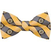 Eagles Wings Boston Bruins Check Bow Tie