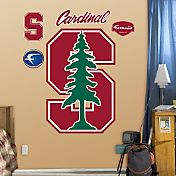 Fathead Stanford Cardinal Logo Wall Decal