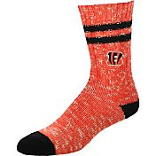 For Bare Feet Cincinnati Bengals Alpine Socks