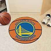 Golden State Warriors Basketball Mat