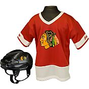Franklin Chicago Blackhawks Uniform Set