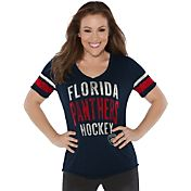 Touch by Alyssa Milano Women's Florida Panthers Motion T-Shirt