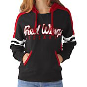 G-III for Her Women's Detroit Red Wings Backhand Hoodie