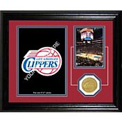 The Highland Mint Los Angeles Clippers Desktop Photo Mint