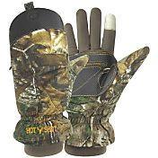 Hot Shot Men's Predator Pop Top Gloves