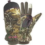 Hot Shot Women's Predator Pop-Top Mittens