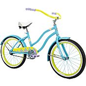 Huffy Girls' Good Vibrations 20' Cruiser Bike