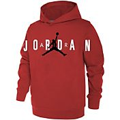Jordan Boys' Flight Fleece Graphic Hoodie