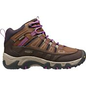KEEN Women's Oakridge Mid Polar 200g Waterproof Hiking Boots