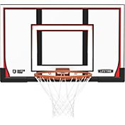 "Lifetime 48"" Backboard and Slam-It Rim Combo"