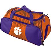 Clemson Tigers Embroidered Gym Bag