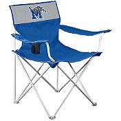 Logo Memphis Tigers Team-Colored Canvas Chair