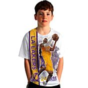 Levelwear Youth Los Angeles Lakers Kobe Bryant Breakaway White T-Shirt
