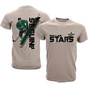 Levelwear Youth Dallas Stars Tyler Sequin #91 Charcoal Spectrum T-Shirt