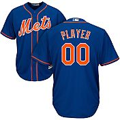 Majestic Men's Full Roster Cool Base Replica New York Mets Alternate Home Royal Jersey