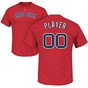 Majestic Men's Full Roster Boston Red Sox Red T-Shirt